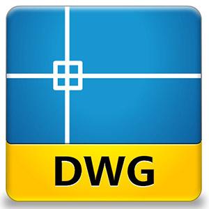باز کردن فایل DWG