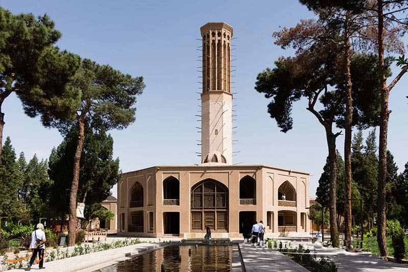 بادگیر در معماری ایرانی