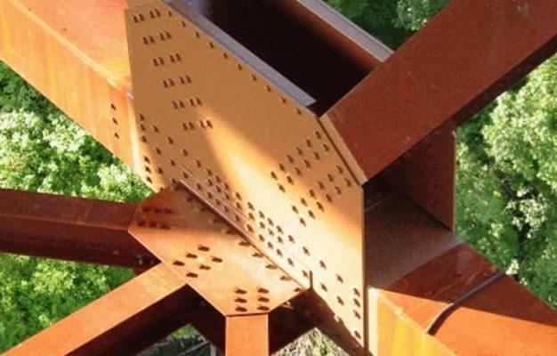 پاورپوینت اتصالات سازه های فلزی (تحلیل کامل انواع اتصالات سازه های فولادی)