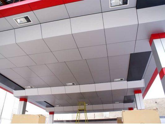 دانلود پاورپوینت معماری انواع سقف کامپوزیت در ۶۵ اسلاید حرفهای