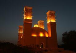 نقش بادگیر در معماری ایرانی