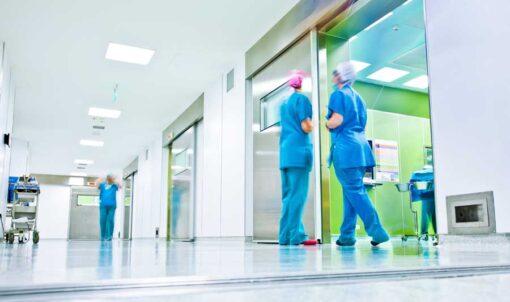 حوزه های بیمارستان