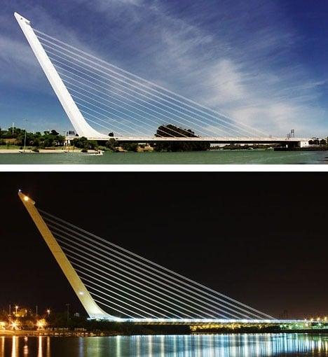 پل آلامیلو - پاورپوینت معماری سیستم های کششی