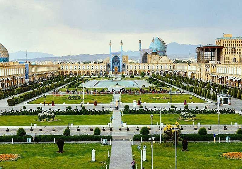 پاورپوینت شهر تاریخی اصفهان-archina.ir