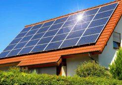 پاورپوینت خانه خورشیدی – تحلیل و کاربرد انرژی خورشیدی در ساختمان سازی