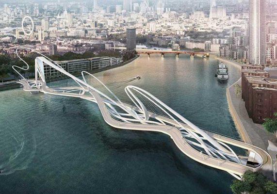 دانلود پاورپوینت سیستم های کششی – معماری سازه های کابلی
