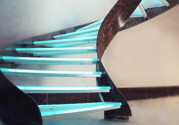 پله های پلکسی-archina.ir