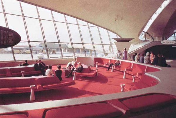 دانلود پاورپوینت تحلیل معماری ترمینال فرودگاه TWA جان اف کندی