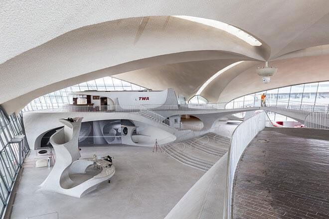 ریز فضاهای ترمینال فرودگاه