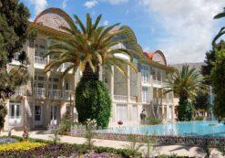 معماری باغ ایرانی : کاملترین پاورپوینت شرح ساخت باغ ایرانی