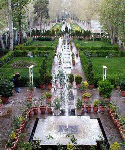 طراحی باغ های ایرانی