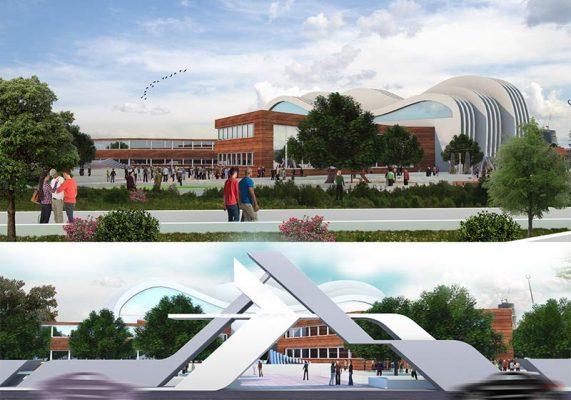 دانلود پروژه طراحی معماری فرهنگسرا ( پایان نامه مجتمع فرهنگی) – ویژه ارشد