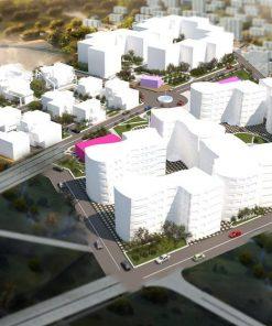 پروژه شهرك مسكوني-archina.ir