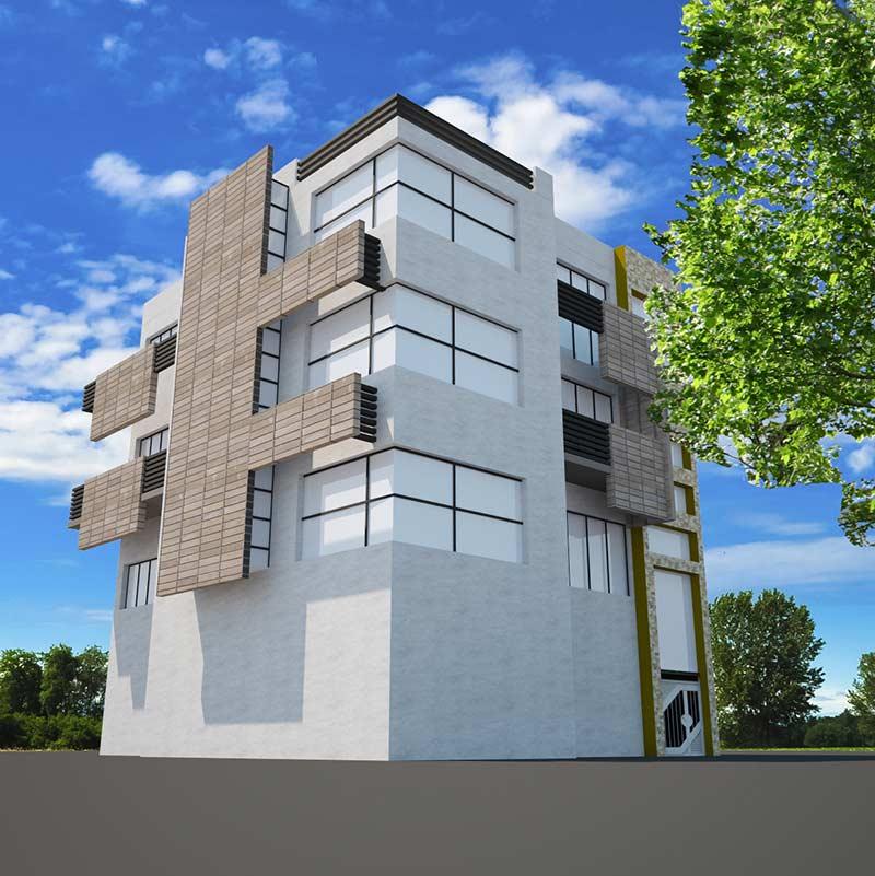 پروژه طرح 5 شهرک مسکونی