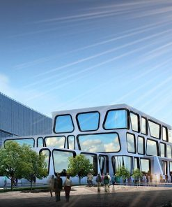 پروژه معماری کلینیک-archina.ir