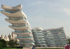 دانلود پروژه معماری هتل (با طراحی فوق العاده حرفه ای و کیفیت عالی)