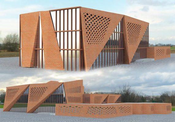 پروژه هنرستان با طراحی معماری فوقالعاده