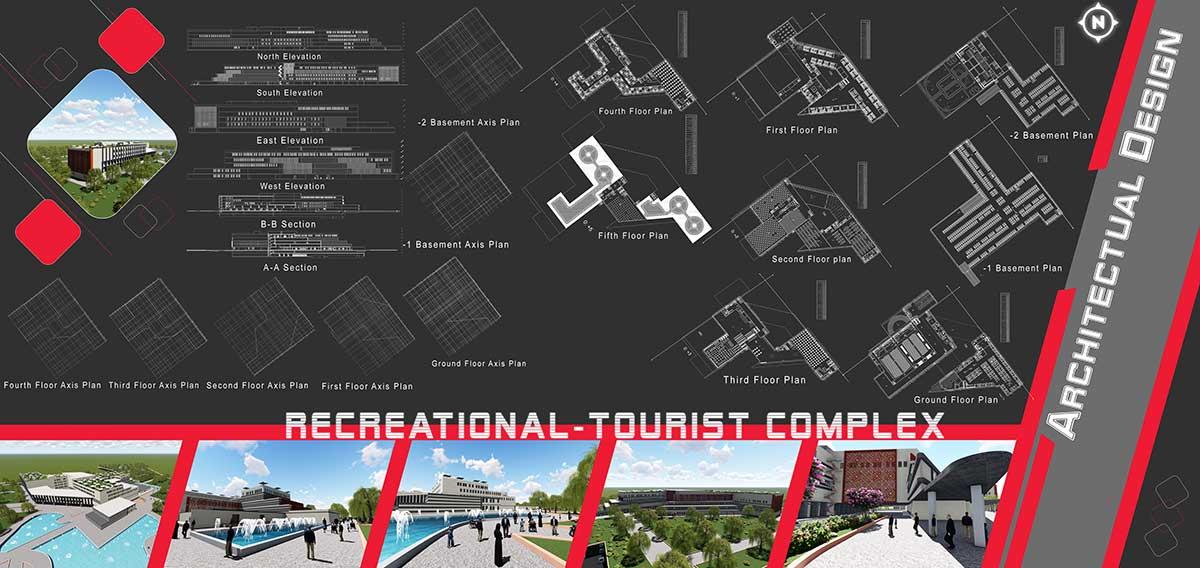 شیت پروژه مجتمع تفریحی توریستی