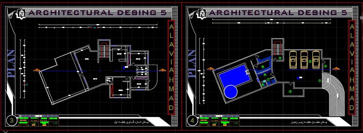 نقشه خانه ایده آل