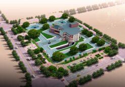 پروژه معماری خانه ایده آل به همراه تمامی شیت های معماری