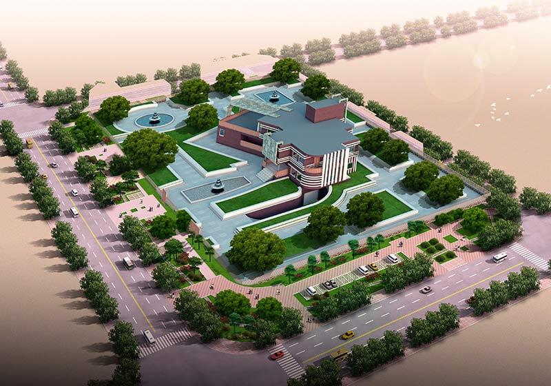 پروژه طراحی معماری خانه ایده آل