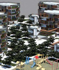 پروژه مسکونی طرح 5