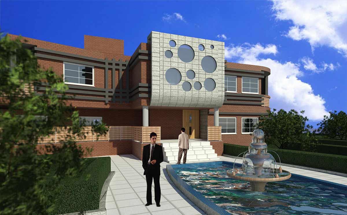 پروژه کامل خانه ایده آل