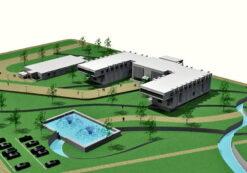 دانلود پروژه طراحی بیمارستان به همراه 3D [کامل و حرفهای]