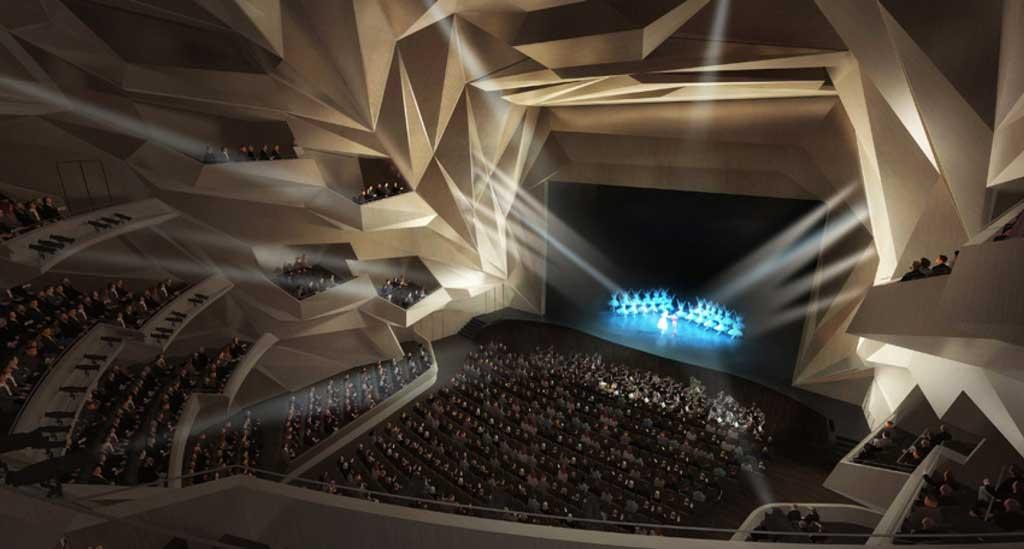 دانلود رساله کامل معماری سینما