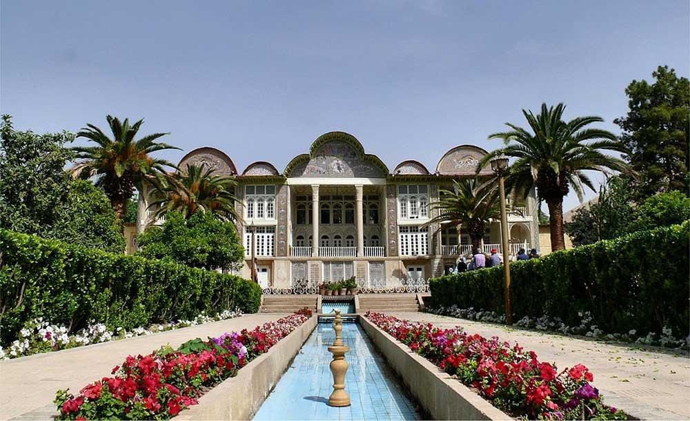 رساله با رویکرد باغ ایرانی