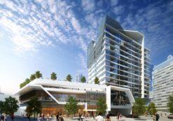 پروژه کامل هتل بصورت فاز 1و2(پلان،نما،برش،شیب،فونداسیون …)