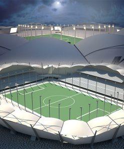 پروژه استادیوم فوتبال