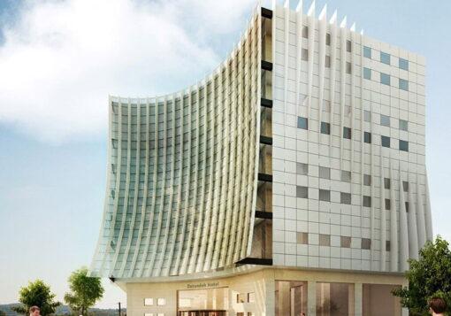 طراحی معماری بانک