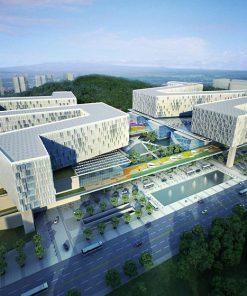 پروژه بیمارستان