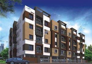 پروژه دانشجویی طرح 5 مجتمع مسکونی 6 واحدی
