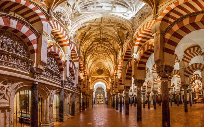 پاورپوینت هنر و معماری اسلامی اسپانیا