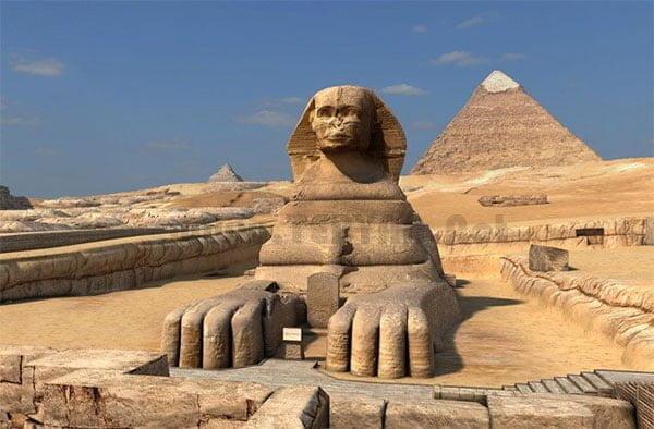 دانلود پاورپوینت معماری مصر باستان