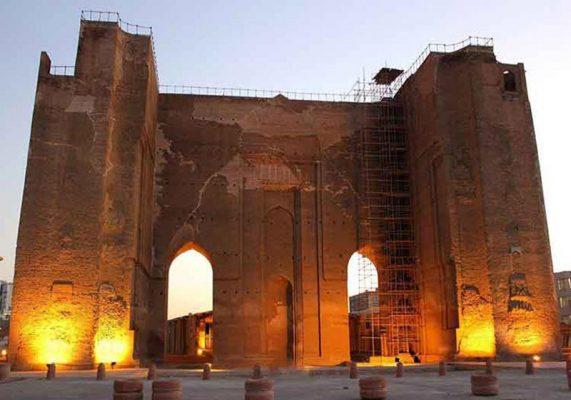 پاورپوینت اختصاصی مسجد جامع علي شاه تبريز (معماری + تاریخچه)