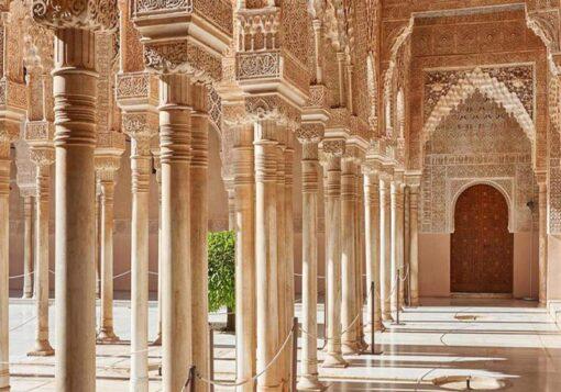 دانلود پاورپوینت معماری اسلامی اسپانیا