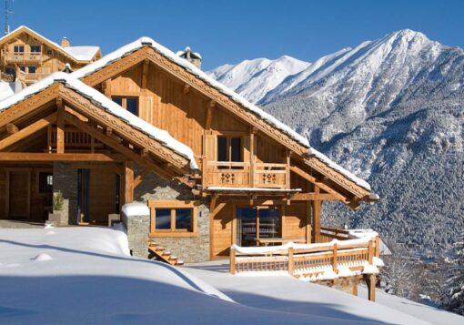 مقاله کامل اقلیم سرد و کوهستانی برای درس انسان طبیعت معماری