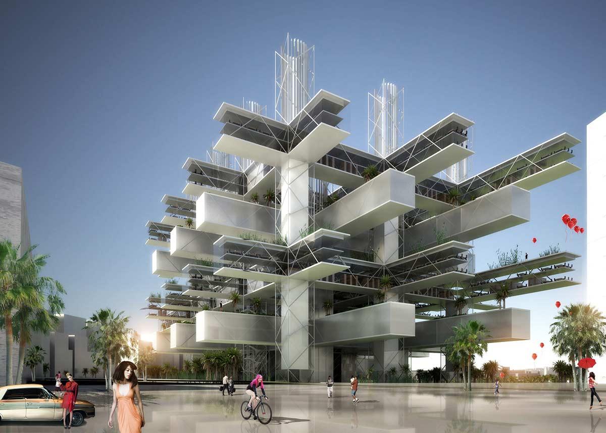 چارچوب طراحی شهری در اهمیت برنامه ریزی شهری