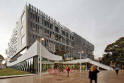 پاورپوینت تحلیل فضاهای دانشکده معماری (بررسی دقیق ریز فضاها)